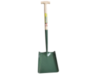 Bulldog Solid Socket No.2 Square Shovel 5SM2T