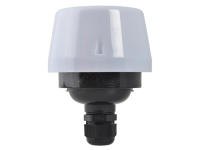 Byron 1890 Twilight Sensor Switch White