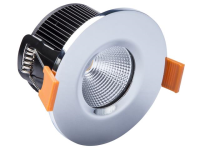 Byron LED Fire Rated Downlight 4.7W Chrome