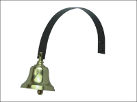 Byron 62503 Shop Bell in Brass