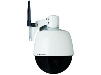 Byron Outoor Plug & Play WiFi Pan/Tilt Camera