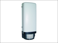 Byron ES88 Security Light with Motion Detector Black