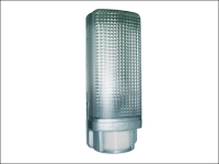 Byron ES88A Security Light with Motion Detector Chrome