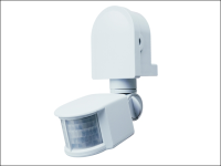 Byron ES90W Motion Detector Light White