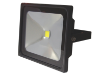 Byron FL1-C30-B Slimline COB LED Floodlight 30 Watt 2400 Lumen