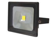Byron FL1-C50-B Slimline COB LED Floodlight 50 Watt 3600 Lumen