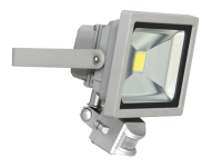 Byron XQ1221 LED Floodlight COB With PIR 20 Watt 1200 Lumen
