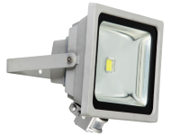 Byron XQ1226 LED Floodlight COB With PIR 50 Watt 3000 Lumen