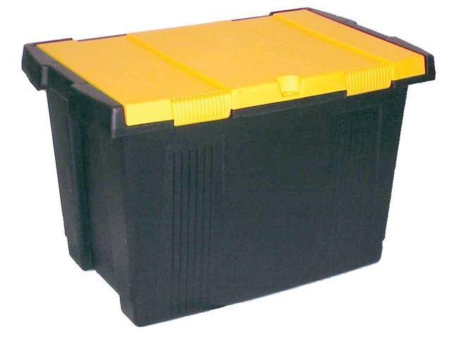 Curver 1324GYRD 28in Storage Box - 91 Litre