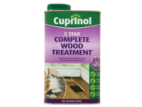 Cuprinol 5 Star Complete Wood Treatment 1 Litre