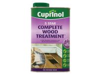 Cuprinol 5 Star Complete Wood Treatment 1 Litre