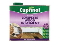 Cuprinol 5 Star Complete Wood Treatment 2.5 Litre