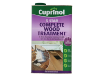 Cuprinol 5 Star Complete Wood Treatment 5 Litre