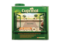 Cuprinol UV Guard Decking Oil Natural Pine 2.5 Litre