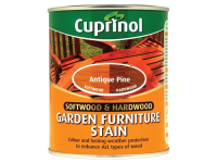 Cuprinol Softwood & Hardwood Garden Furniture Stain Antique Pine 750ml