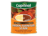 Cuprinol Softwood & Hardwood Garden Furniture Stain Clear 750ml