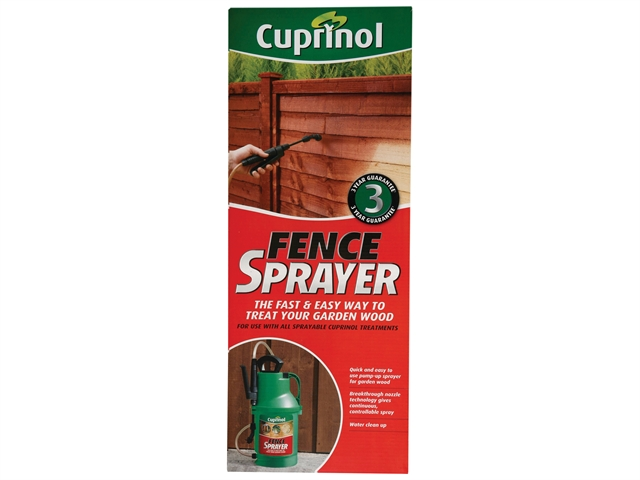 Cuprinol Manual Pump Fence Sprayer