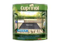 Cuprinol Anti Slip Decking Stain Black Ash 2.5 Litre