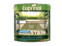 Cuprinol Anti Slip Decking Stain Golden Maple 2.5 Litre