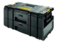 DEWALT Toughsystem Tool Box 2 Drawer Unit
