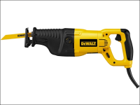 DEWALT DW311K Reciprocating Saw Orbital Action 1200 Watt 230 Volt 230V