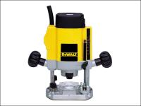 DEWALT DW615 1/4in Plunge Router 900 Watt 230 Volt 230V
