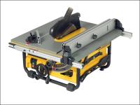 DEWALT DW745 250mm Portable Site Saw 1700 Watt 230 Volt 230V