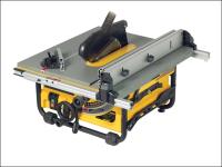 DEWALT DW745RS 250mm Portable Site Saw & DE7400 Stand 1700 Watt 230 Volt 230V