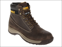 DEWALT Apprentice Hiker Boots Brown Nubuck UK 8 Euro 42