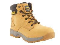 DEWALT SBP Safety Hiker Carbon Wheat Boots UK 8 Euro 42