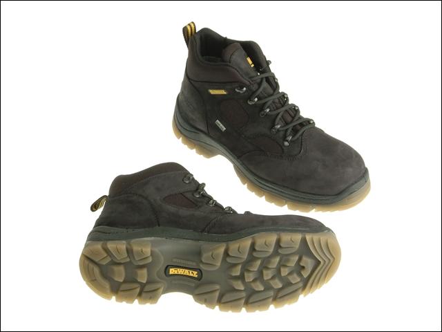 DEWALT Challenger Gore-Tex Lined Waterproof Hiker Boots Black UK 12 Euro 47