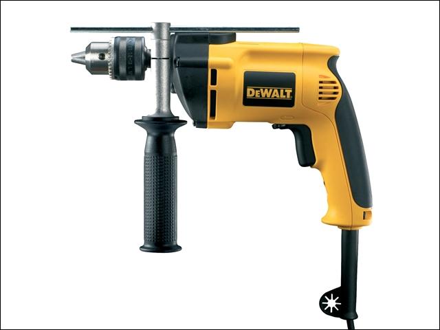 DEWALT D21716K Single Speed Impact Drill 701 Watt 230 Volt 230V