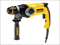 DEWALT D25123K SDS Plus 3 Mode Combi Hammer Drill 800 Watt 240 Volt 240V