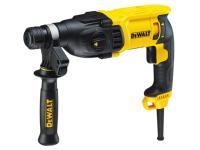 DEWALT D25133K SDS 3 Mode Hammer Drill 800 Watt 240 Volt 26mm 240V