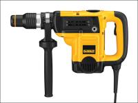 DEWALT D25501K SDS Max Combi Hammer 5kg 1100 Watt 110 Volt 110V