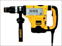 DEWALT D25601K SDS Max Combi Hammer 6kg 1250 Watt 110 Volt 110V
