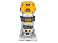 DEWALT D26200 1/4in Compact Fixed Base Router 900 Watt 230 Volt 230V