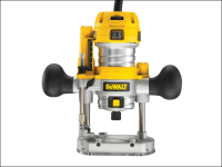 DEWALT D26203 1/4in Plunge Router Variable Speed 900 Watt 230 Volt 230V