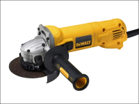 DEWALT D28113KL 115mm Mini Angle Grinder & Kit Box 900 Watt 110 Volt 110V
