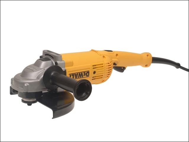 DEWALT D28490 230mm Angle Grinder 2000 Watt 230 Volt 230V