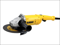 DEWALT D28492K 230mm Angle Grinder & Kit Box 2200 Watt 230 Volt 230V