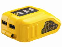 DEWALT DCB090 USB Charger 10.8, 14.4  & 18 Volt Li-Ion 18V