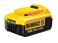 DEWALT DCB182 XR Slide Battery Pack 18 Volt 4.0Ah Li-Ion 18V