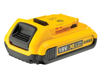 DEWALT DCB183 XR Slide Battery Pack 18 Volt 2.0Ah Li-Ion 18V