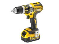 DEWALT DCD795M1 Compact Brushless Hammer Drill Driver 18 Volt 1 x 4.0Ah Li-Ion 18V