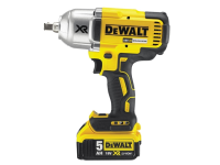 DEWALT DCF899P2 XR Brushless High Torque Impact Wrench 18 Volt 2 x 5.0Ah Li-Ion 18V