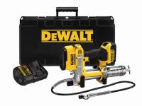 DEWALT Cordless XR Grease Gun 18 Volt 1 x 4.0Ah Li-Ion 18V
