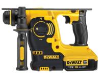 DEWALT DCH253 M2 SDS Plus Rotary Hammer 18 Volt 2 x 4.0Ah Li-Ion 18V