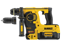 DEWALT DCH364M2 Heavy-Duty Quick Change SDS Plus Rotary Hammer 36 Volt 2 x 4.0Ah Li-Ion 36V