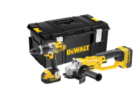 DEWALT DCK293M2 XRP 3 Speed Twin Pack 18 Volt 2 x 4.0Ah Li-Ion 18V